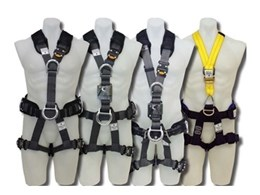 3M Australia introduces new range of rescue/rope access fall protection harnesses