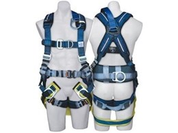 3M introduce The Exofit Xp Derrickmans Harness for oil industry personnel