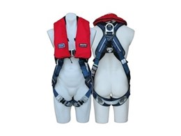 3M introduces safety harness with in-built personal flotation device