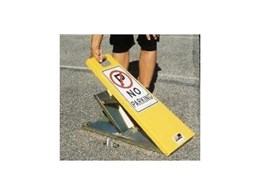 Car Parking Space Protection from Barrier Security Products
