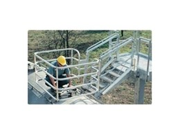 Carbis gangways available from Spacepac Industries