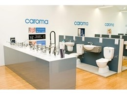 Caroma Dorf Opens New State-Of-The-Art Design and Selection Centre in Brisbane
