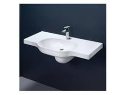 Caroma launches new wall basins for the Opal Collection
