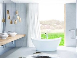 Caroma's new Cupid Collection brings understated elegance to bathrooms