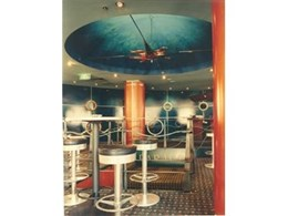 Ceiling domes from Bailey Interiors