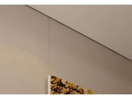 Ceiling recessed picture hanging systems from Art Hanging Systems