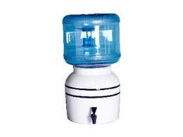 Ceramic dispensers from Aqua Cooler
