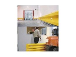 Certified barrier system from Spacepac for maximum Protection