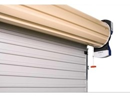 Chamberlain's garage door openers automate existing garage doors easily