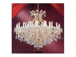 Chandelier restoration available from Chandelierium