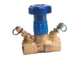 Cim 787 variable orifice balancing valves available from All Valve Industries