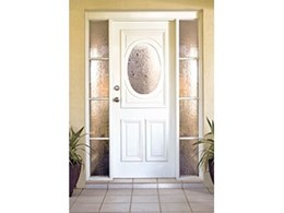 Classic style entrance doors from Corinthian Doors