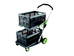 Clax Cart Folding Utility Trolleys from Spacepac Industries