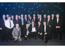 Coates Hire announced Rental Company of the Year for 2012