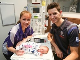 Coates Hire helps Ipswich Hospital Paediatric Unit with new equipment