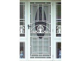 Colonial safety screen security doors available from Master Screens