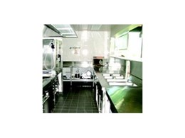 Commercial kitchen design, installation and equipment
