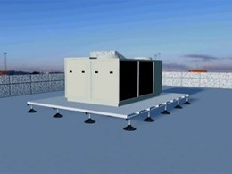 Con-form Group releases new raised platform for generators, chillers