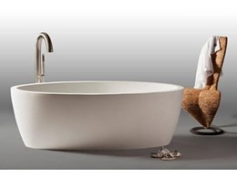 Contemporary Maya bath available in Australia from October 2011
