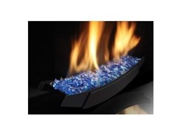 Contemporary fireplace collection from Regency Fireplaces Products Australia