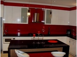Contemporary splashbacks available from 7Glass Australia