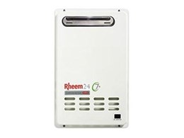 Continuous Flow water heater from Rheem Australia