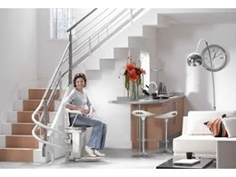 Create an accessible home with a stair lift from P.R. King & Sons
