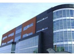 Create interesting facades and interiors with NedZink Nova composite panels available from HH Robertson