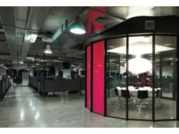 Criterion Industries introduces new Platinum 90 glass office partitions