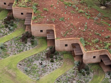 The Musterers' Quarters, Western Australia by Luigi Rosselli. Photography by Edward Birch