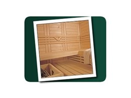 Custom built steam rooms from Finnleo Saunas Australia