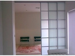 CustomCote to display interior sliding doors at HIA Home Show