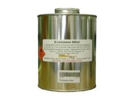 D - Limonene biodegradable solvent from Adelaide Moulding and Casting Supplies