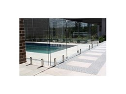 DIY glass fencing kits available from Dimension One Glass Fencing
