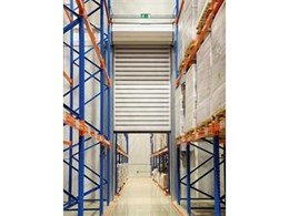 DMF customises high speed roller doors for warehouses