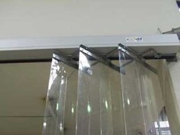 DMF releases new BiFlex automated PVC strip curtains
