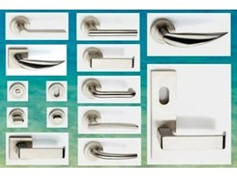 DORMA Coastal Series door furniture and levers available from Door Closer Specialist