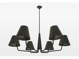 Daniel Barbera designer range of indoor lighting available from ISM Objects