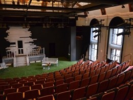 Darlinghurst Theatre Company relies on Harman PA system
