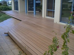 Decking boards from BriteDeck