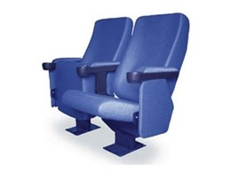 Derby cinema seating available from Effuzi International