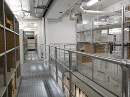 Dexion delivers custom storage solution for DHL Hub in Hong Kong