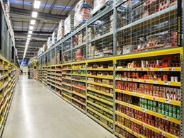 Dexion racking at PAK'nSAVE Blenheim store can withstand earthquakes