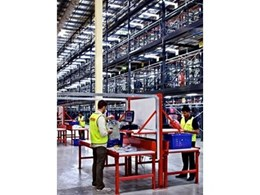 Dexion's automated warehousing drives efficiency in apparel industry