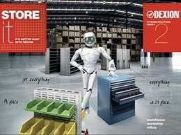 Dexion to launch Store It catalogue issue 2 this June