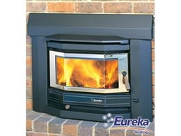 Diamond fireplace inserts from Eureka Heating offer warmth all winter long