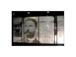 DigiGlass Used for Alfred Deakin Prime Ministerial Library Wall