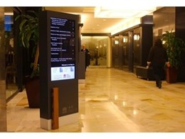 Digital directional signage from Just Digital Signage