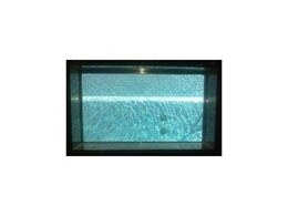 Dimension One Glass Fencing introduce Glass Pool Windows