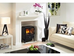 Dimplex launches Opti-myst electric 3D flame fires
